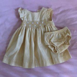 Sweet Carter's 6 month dress